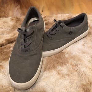Sperry slider lace up shoes